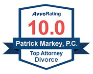 Patrick Markey Chicago Divorce Attorney 10.0 Ratings on AVVO